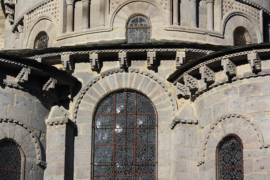 Basilique romane d'Orcival