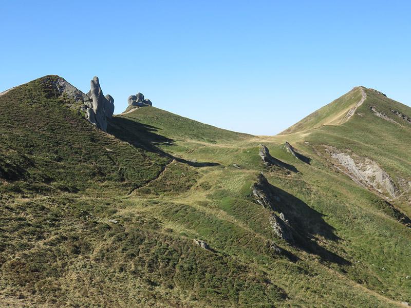 Puy et volcans d'Auvergne