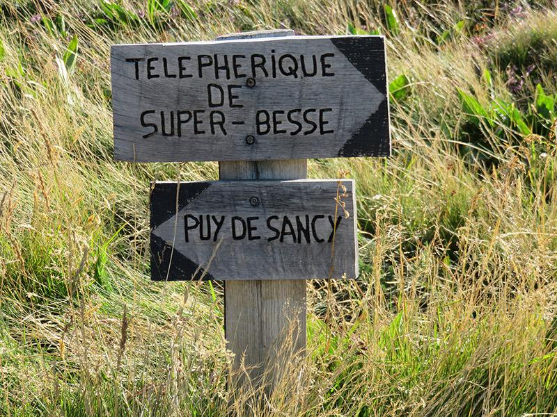 GR30 et GR4, volcans d'Auvergne et Puy de Sancy
