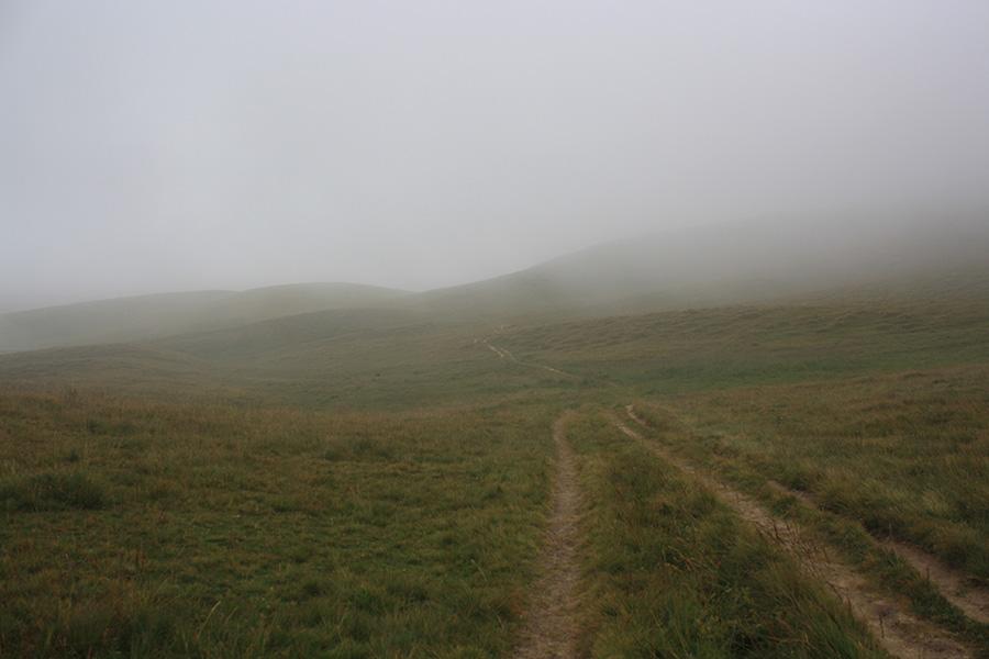 Plateau d'Emparis sur le GR54