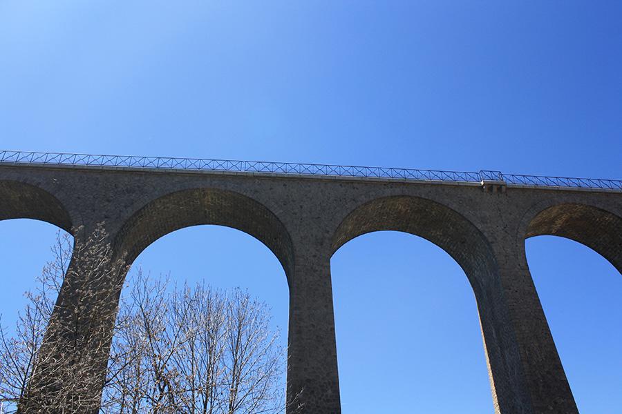 Viaduc ferroviaire de Mirandol