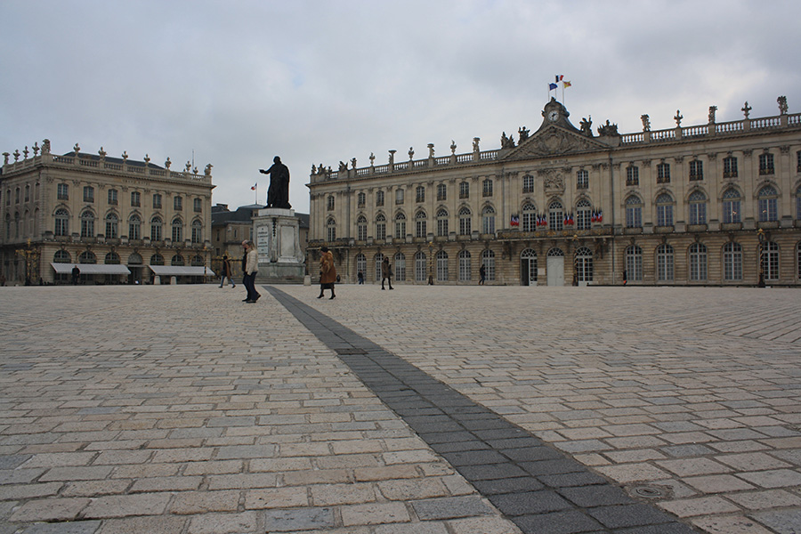 Place Stanislas de Nancy