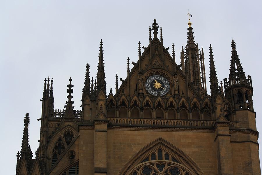Cathédrale de Metz en Lorraine