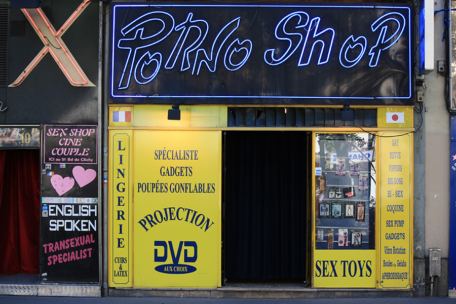 Sex Shop de Pigalle