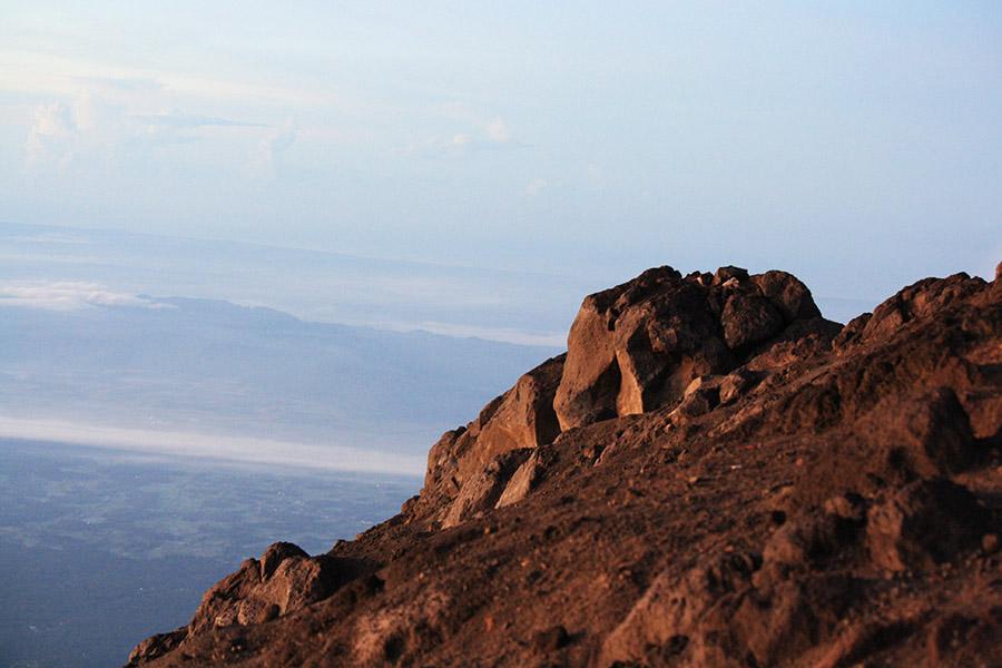 Merapi, la montagne de feu