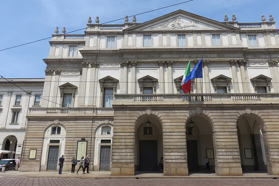 Italie_Milan_Scala