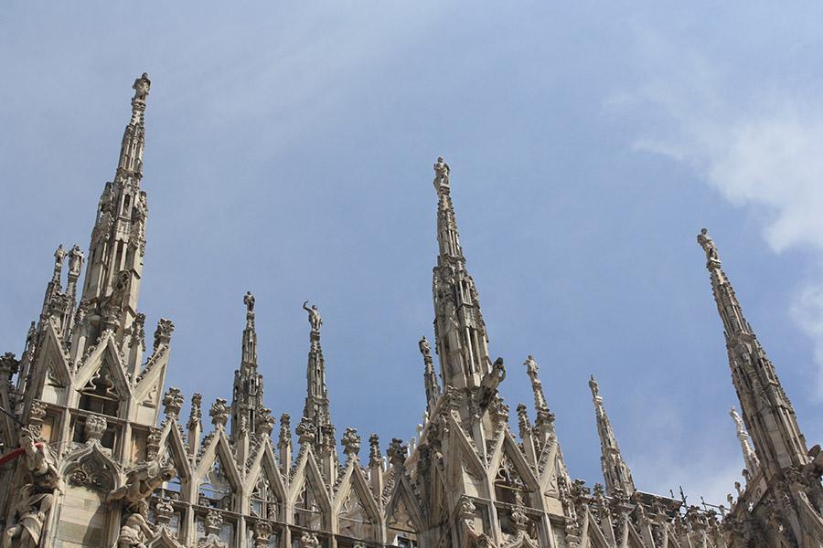 Italie_Milan_Duomo