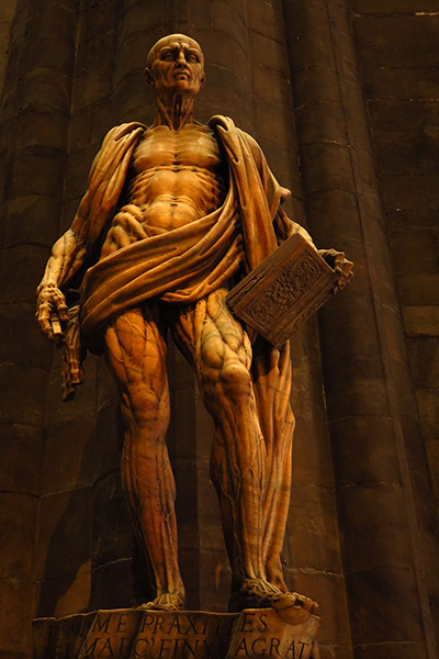 Italie_Milan_Duomo_statue