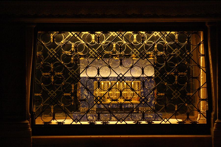 Italie_Milan_Duomo_coffre