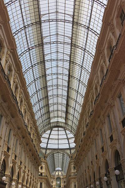 Italie_Milan_Galleria Vittorio Emmanuele II