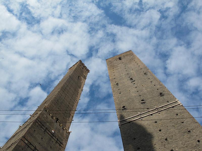 Bologne et les campaniles