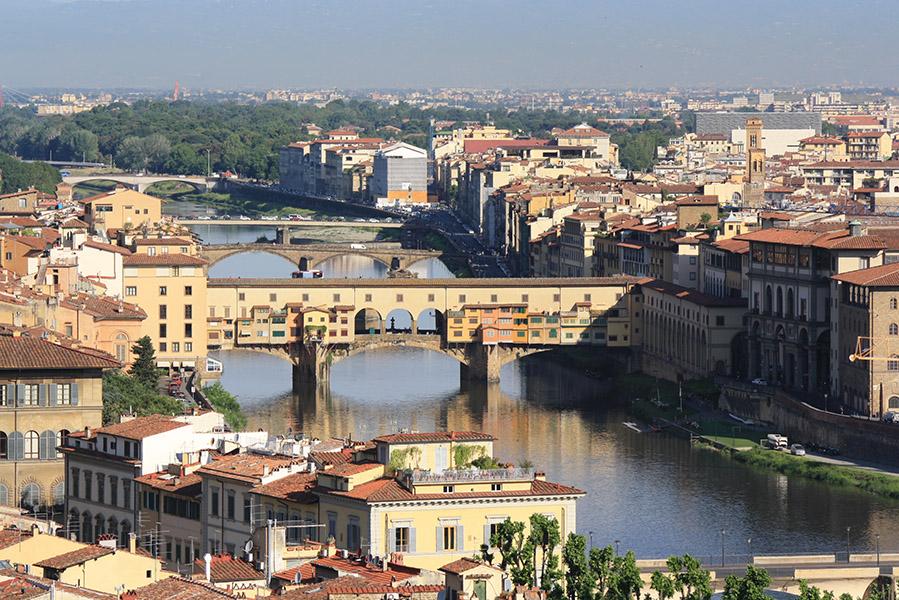 Ponte Vecchio de Florence