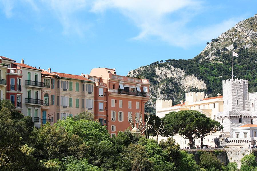 Le Rocher de Monaco