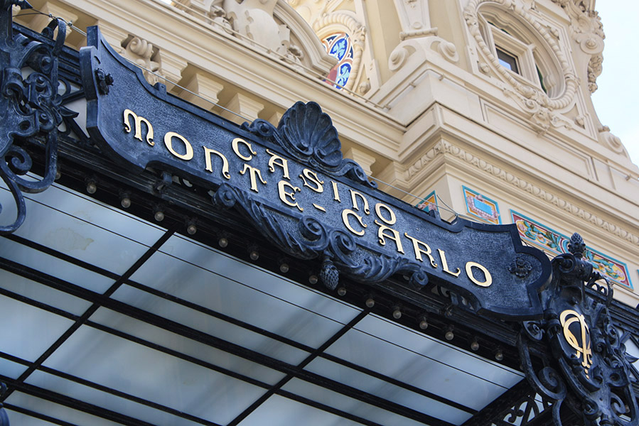 Le casino de Monte Carlo