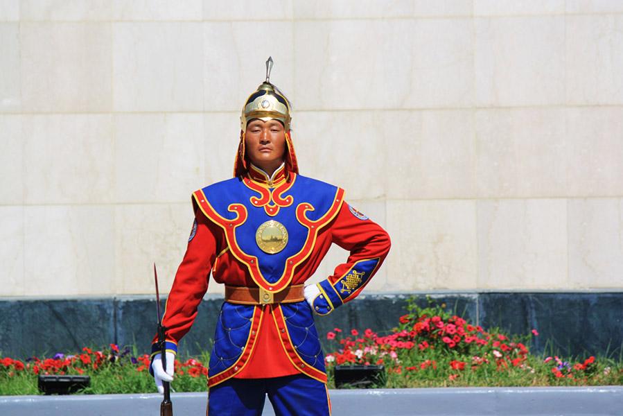 Visa mongol depuis la Russie
