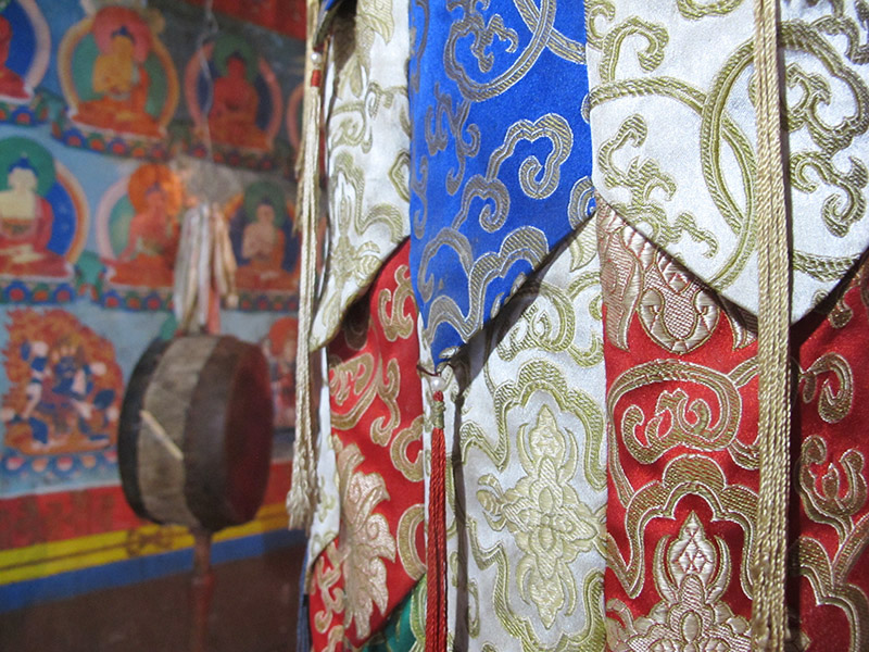 temple du langtang, nepal