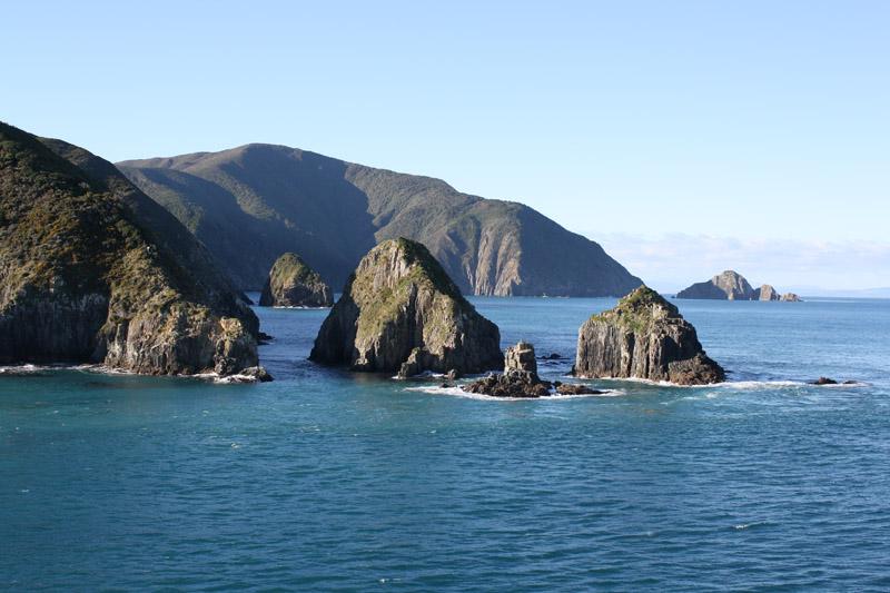 Nouvelle Zelande ile du sud