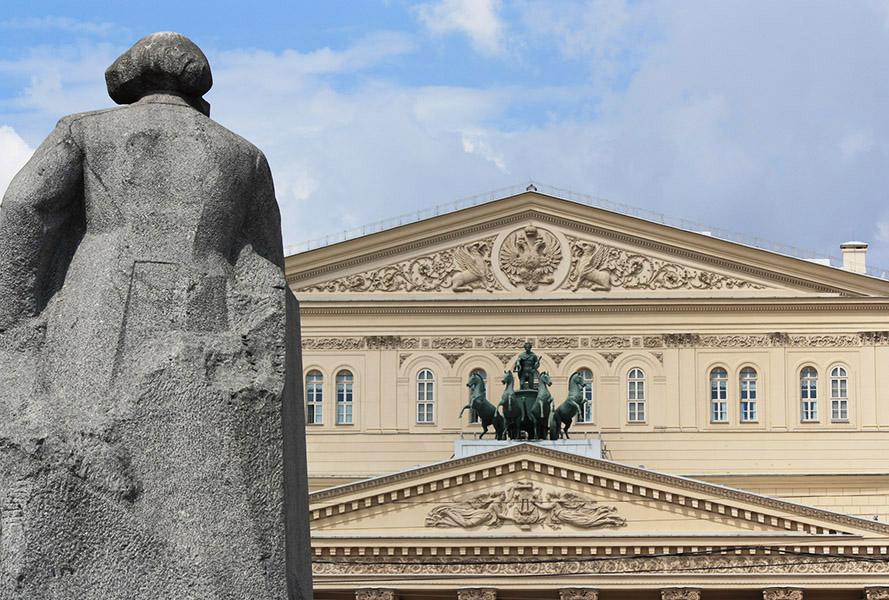 Théatre Bolshoi de Moscou