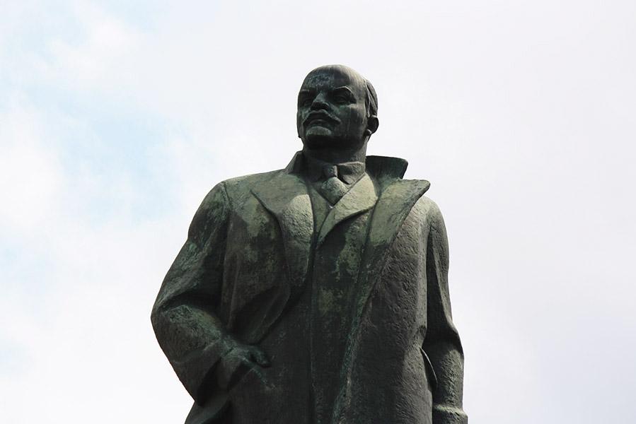 Statue de Lénine en Russie, Moscou