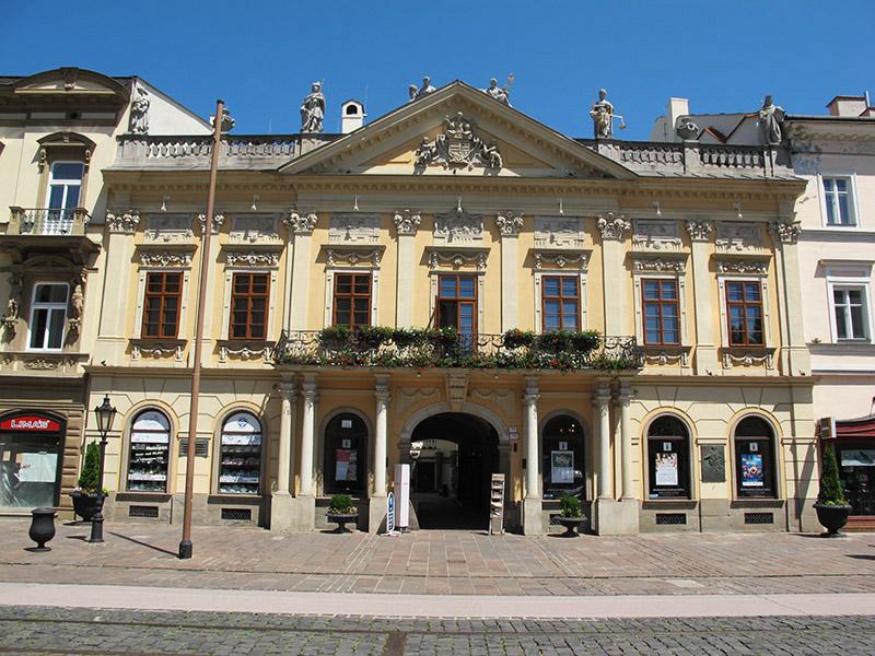Košice, centre ville