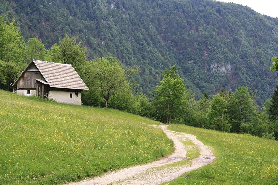 Randonnée dans les Alpes Juliennes de Slovénie