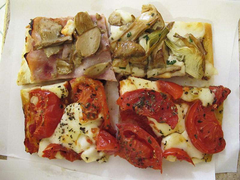 Pizza de Florence