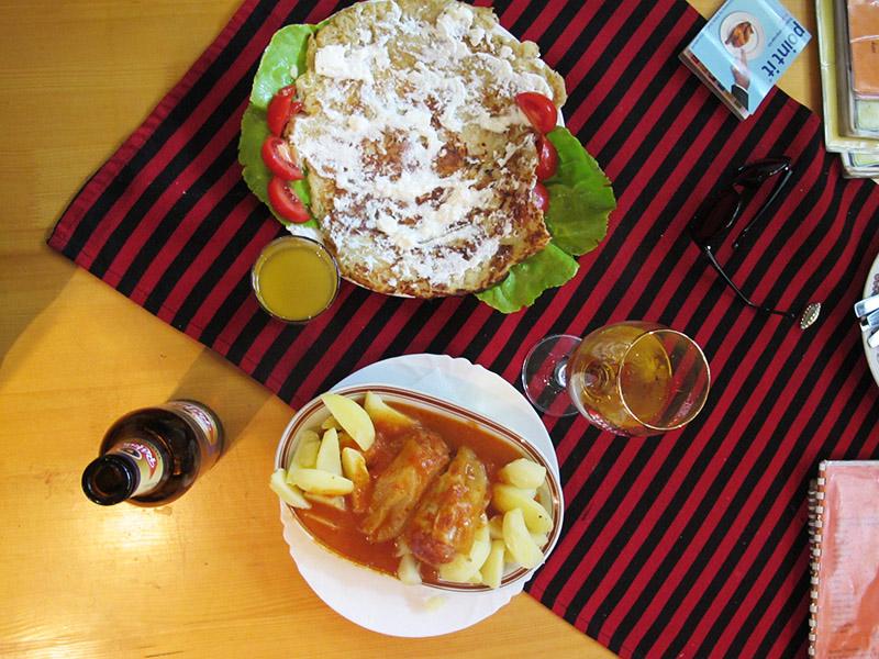 Repas hongrois