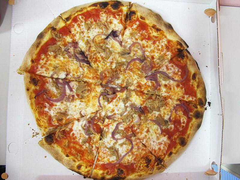 Cuisine italienne - Pizza