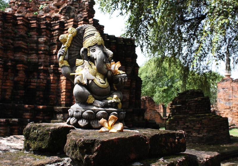 Ayutthaya ganesh