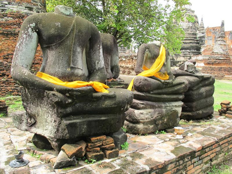 Ayutthaya // พระนครศรีอยุธยา