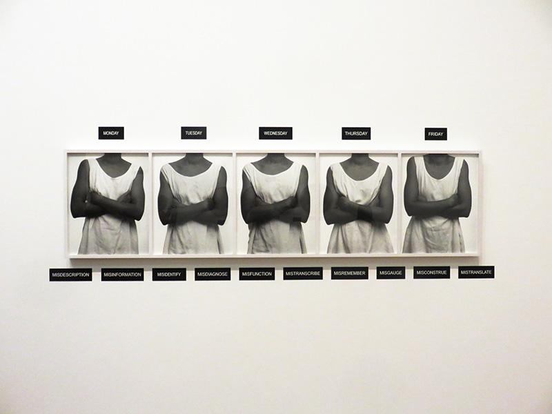 Exposition au Tate Modern
